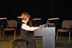 Koncert uczniów Ogniska Muzycznego - 4.06.2012