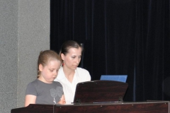 Koncert uczniów Ogniska Muzycznego - 17.06.2013r.
