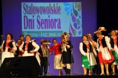 Stalowowolskie Dni Seniora - 4.10.2015r.