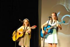 Koncert uczniów Ogniska Muzycznego - 14.06.2017r