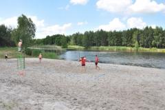 Turniej siatkówki plażowej - X Królewski Jarmark - Pysznica 2017 - 17-18.06.2017r.