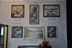 Wystawa prac Stefanii Wójcik - kwiecień 2017