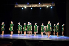 Zespół Taneczny KIK na X Ogólnopolskich Spotkaniach Tanecznych (RE)AKCJE w Bełchatowie - 10.03.2018r.