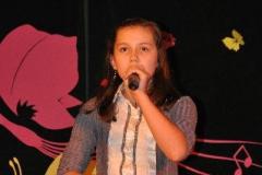 Udział naszych wokalistek w VIII Podkarpackim Festiwalu Piosenki Dziewczęcej i Młodzieżowej-17.12.2011