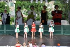 Kalejdoskop Powiatowy - imreza plenerowa w Stalowej Woli - 16.06.2013r.