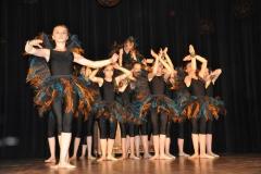 II Widowisko taneczne w SDK w Stalowej Woli - 06.06.2015r.