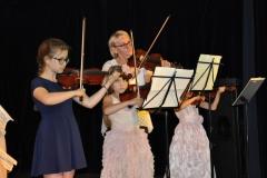 Koncert uczniów Ogniska Muzycznego - 15.06.2016r