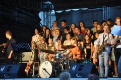 Warsztaty muzyczne w MDK - Koncert Finałowy - 31.08.2017r.