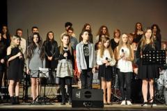 Warsztaty muzyczne w MDK w St. Woli - Koncert Finałowy - 19.01.2017r.