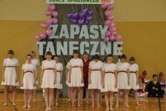 """Zespół Taneczny """"KIK"""" na Zapasach Tanecznych w Nisku - 24.02.2017"""